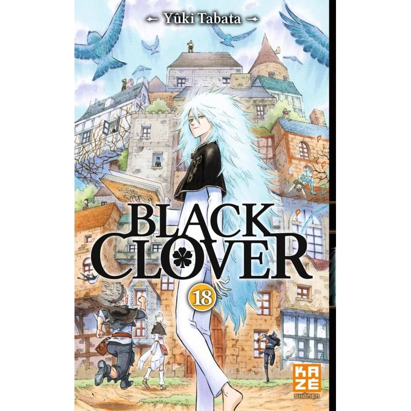 BLACK CLOVER T18 - Manga au prix de 6,89€