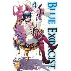 BLUE EXORCIST T04 - Manga au prix de 7,15€