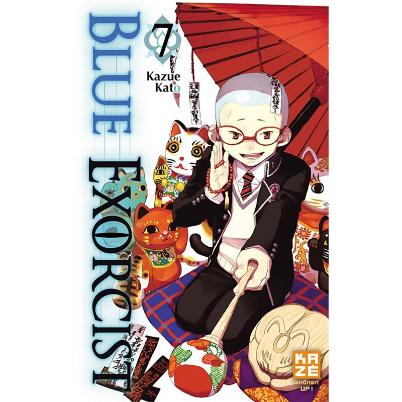 BLUE EXORCIST T07 - Manga au prix de 7,15€