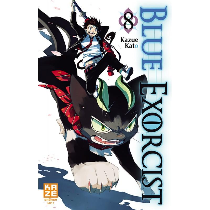 BLUE EXORCIST T08 - Manga au prix de 7,15€