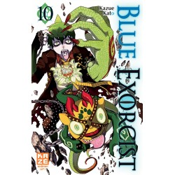 BLUE EXORCIST T10 - Manga au prix de 7,15€