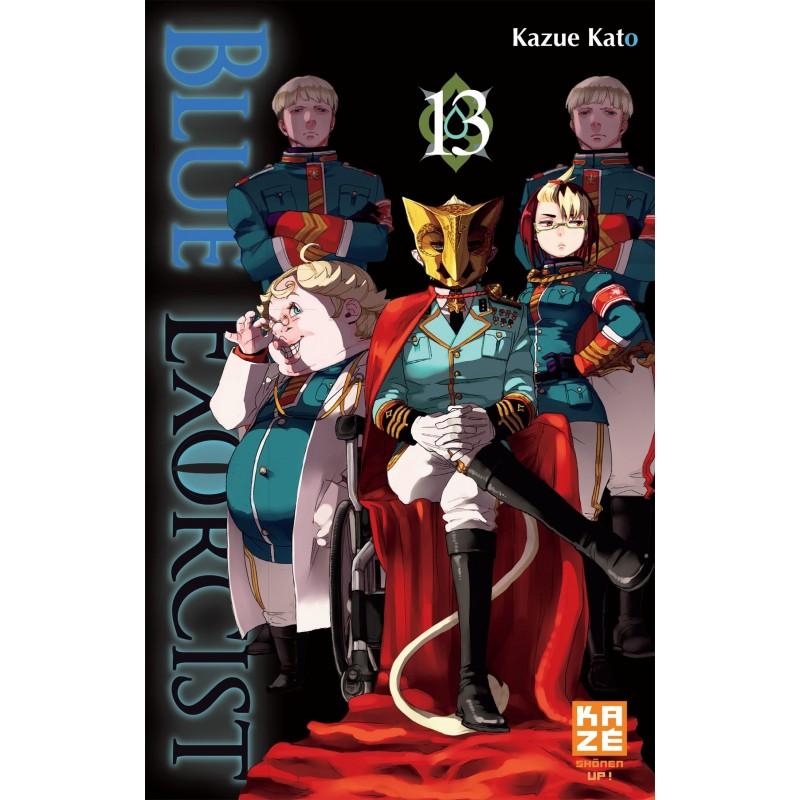 BLUE EXORCIST T13 - Manga au prix de 7,15€