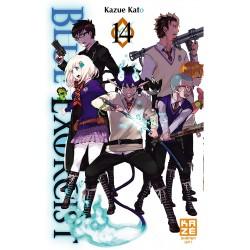 BLUE EXORCIST T14 - Manga au prix de 7,15€