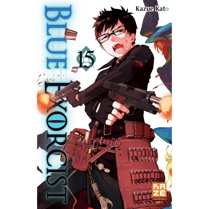 BLUE EXORCIST T15 - Manga au prix de 7,15€