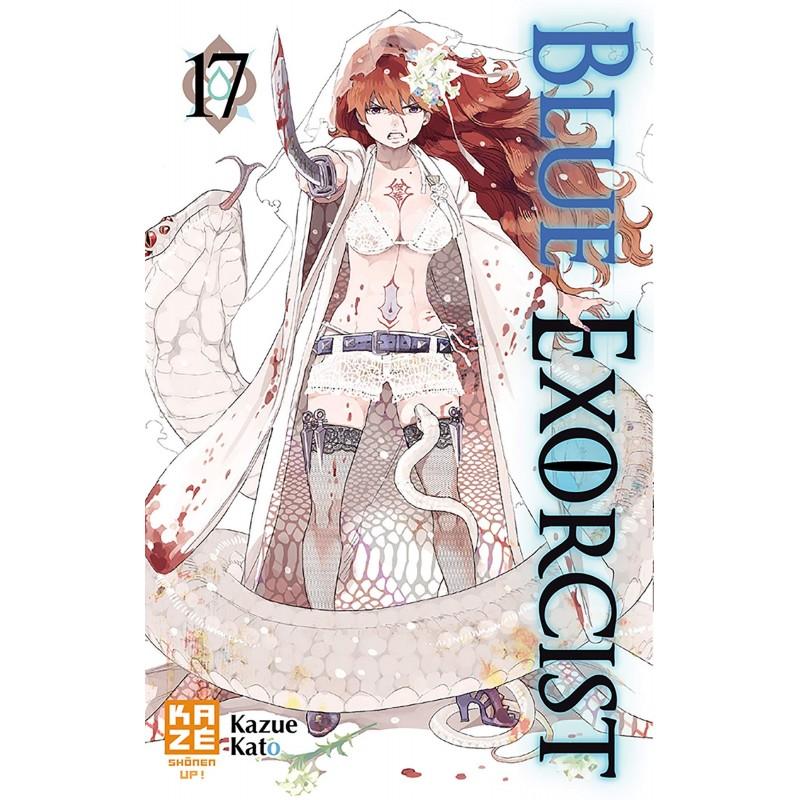 BLUE EXORCIST T17 - Manga au prix de 7,15€