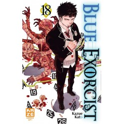 BLUE EXORCIST T18 - Manga au prix de 7,15€