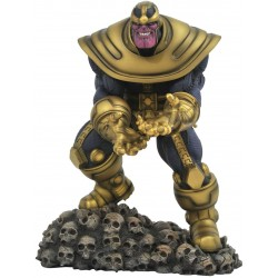 FIGURINE MARVEL THANOS DIAMOND 25 CM - Figurines au prix de 59,95 €