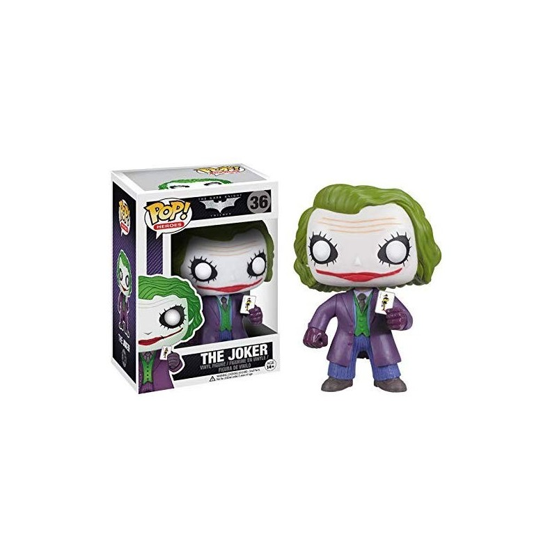 POP DC BATMAN 36 JOKER - Figurines POP au prix de 14,95 €