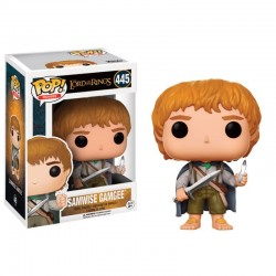 POP LORD OF THE RINGS 445 SAM GAMGEE - Figurines POP au prix de 14,95 €
