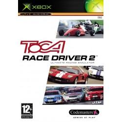 XB TOCA RACE DRIVER 2 : ULTIMATE RACING SIMULATOR - Jeux Xbox au prix de 2,95€