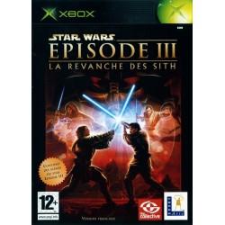 XB STAR WARS EPISODE 3 LA REVANCHE DES SITH - Jeux Xbox au prix de 9,95€