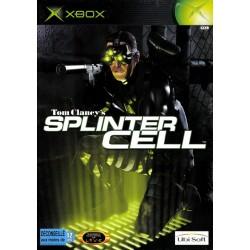 XB SPLINTER CELL - Jeux Xbox au prix de 2,95€