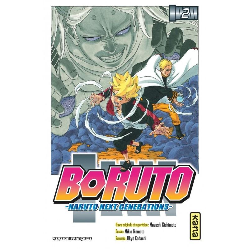 BORUTO 02 - Manga au prix de 6,85€