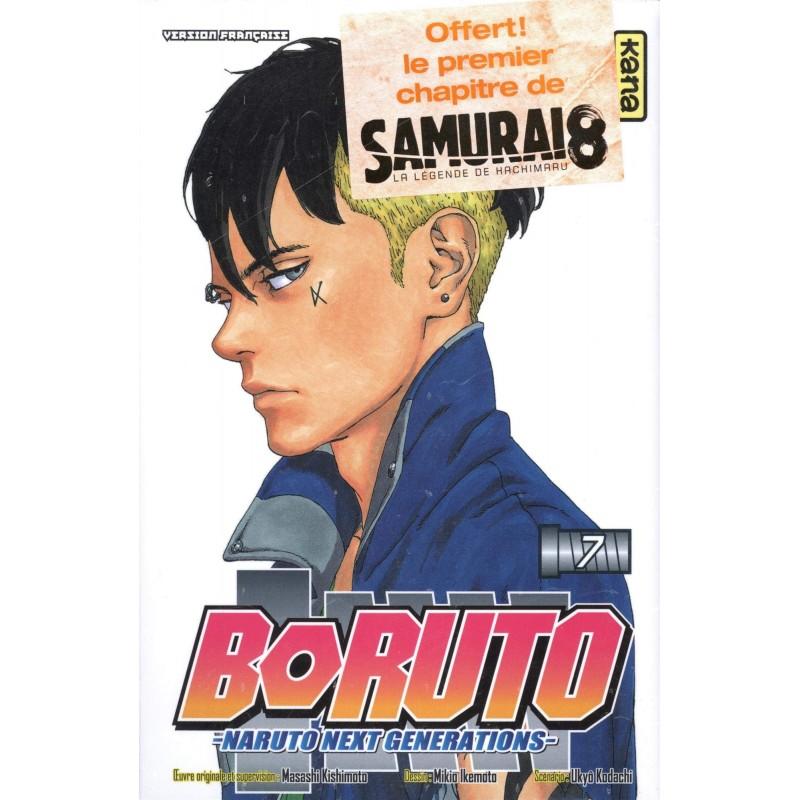 BORUTO 07 - Manga au prix de 6,85€