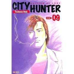 CITY HUNTER T09 - Manga au prix de 9,95 €