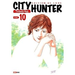 CITY HUNTER T10 - Manga au prix de 9,99 €