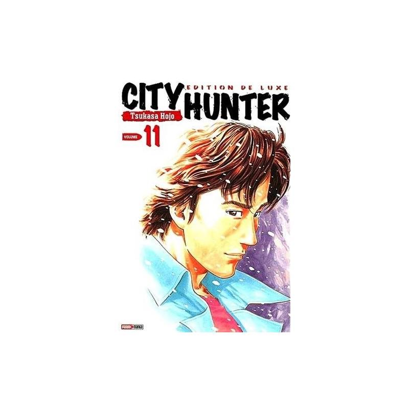 CITY HUNTER T11 - Manga au prix de 9,99€