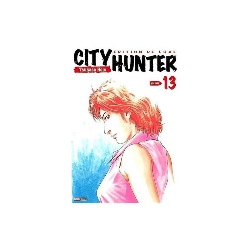 CITY HUNTER T13 - Manga au prix de 9,99€