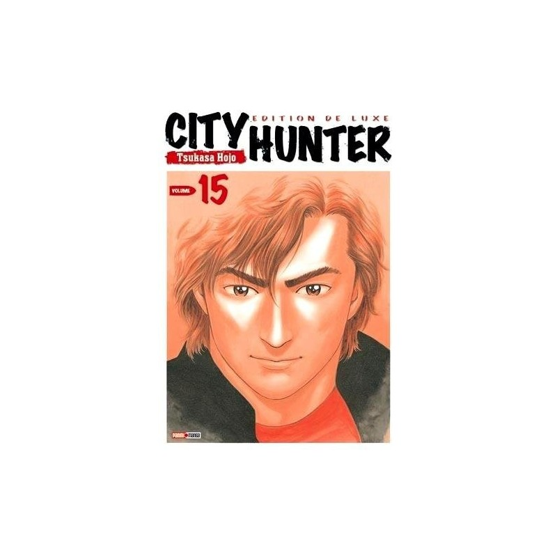 CITY HUNTER T15 - Manga au prix de 9,99€