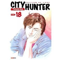 CITY HUNTER T18 - Manga au prix de 9,99€