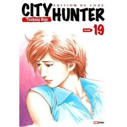 CITY HUNTER T19 - Manga au prix de 9,99€