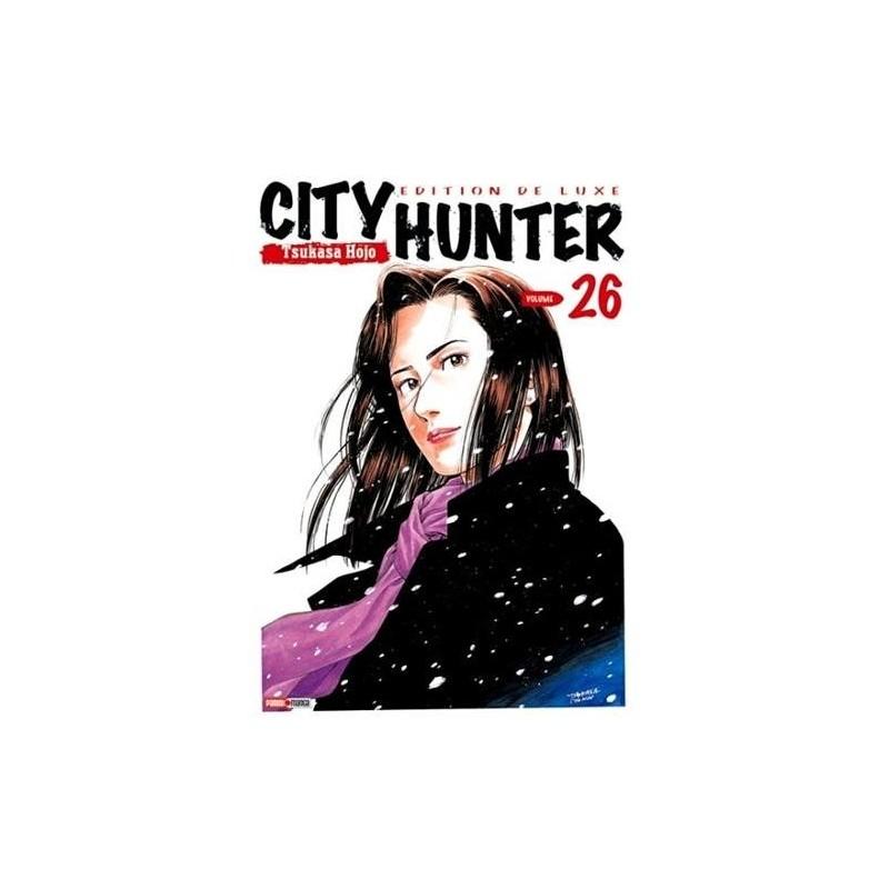 CITY HUNTER T26 - Manga au prix de 9,99€