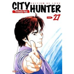CITY HUNTER T27 - Manga au prix de 9,99 €