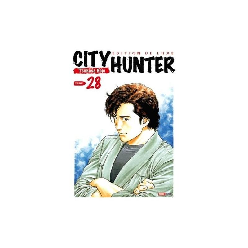 CITY HUNTER T28 - Manga au prix de 9,99€