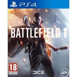 PS4 BATTLEFIELD 1 OCC - Jeux PS4 au prix de 7,95€