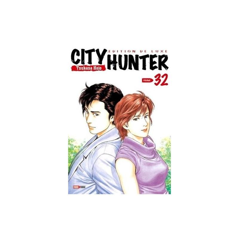 CITY HUNTER T32 - Manga au prix de 9,99€