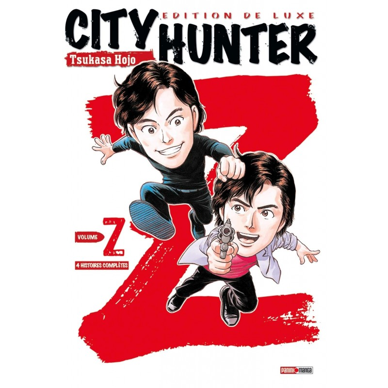 CITY HUNTER TZ - Manga au prix de 9,99€