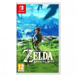 SWITCH ZELDA BREATH OF THE WILD OCC - Jeux Switch au prix de 39,95 €