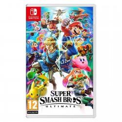 SWITCH SUPER SMASH BROS ULTIMATE OCC - Jeux Switch au prix de 39,95€