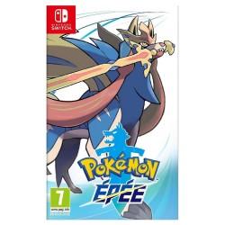 SWITCH POKEMON EPEE OCC - Jeux Switch au prix de 39,95€