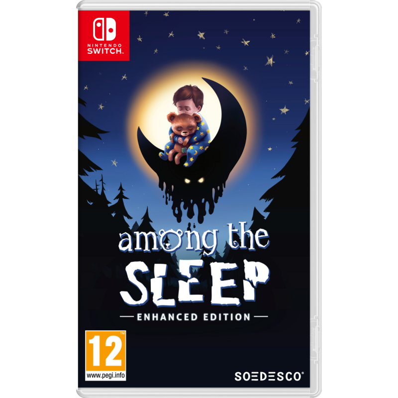SWITCH AMONG THE SLEEP - ENHANCED EDITION OCC - Jeux Switch au prix de 14,95€