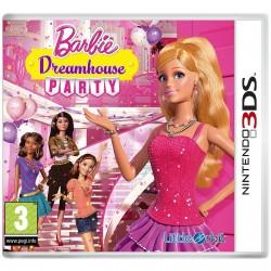 3DS BARBIE DREAMHOUSE PARTY - Jeux 3DS au prix de 9,95€