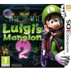 3DS LUIGI S MANSION 2 - Jeux 3DS au prix de 14,95€