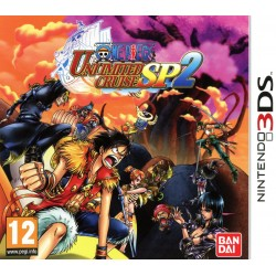 3DS ONE PIECE UNLIMITED CRUISE SP2 - Jeux 3DS au prix de 14,95€