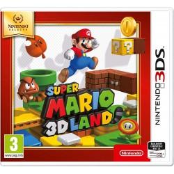 3DS SUPER MARIO 3D LAND NINTENDO SELECTS - Jeux 3DS au prix de 14,95€
