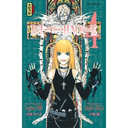 DEATH NOTE 04 - Manga au prix de 6,85€