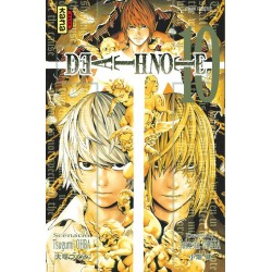 DEATH NOTE 10 - Manga au prix de 6,85€