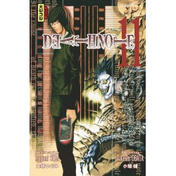 DEATH NOTE 11 - Manga au prix de 6,85€