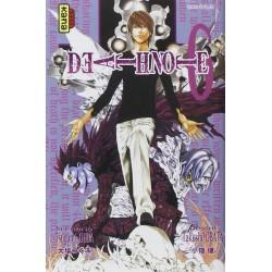 DEATH NOTE 06 - Manga au prix de 6,85€
