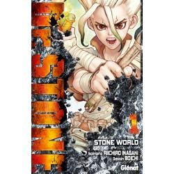 DR STONE T01 - Manga au prix de 6,90€