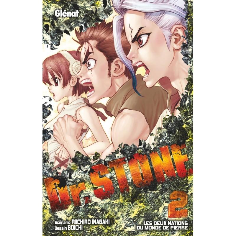 DR STONE T02 - Manga au prix de 6,90€