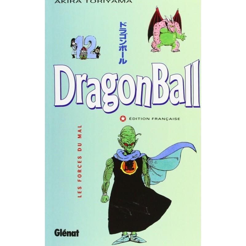 DRAGON BALL 12 LES FORCES DU MAL - Manga au prix de 6,90€