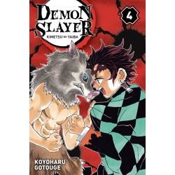 DEMON SLAYER T04 - Manga au prix de 6,99€