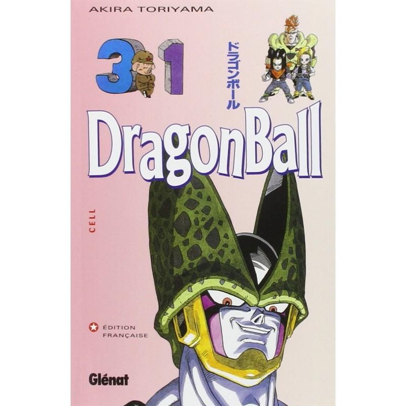 DRAGON BALL 31 CELL - Manga au prix de 6,90€