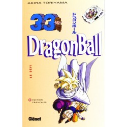 DRAGON BALL 33 LE DEFI - Manga au prix de 6,90€
