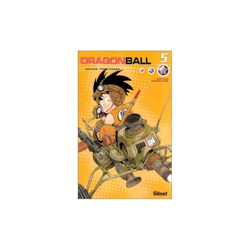 DRAGON BALL DOUBLE 05 - Manga au prix de 9,60€